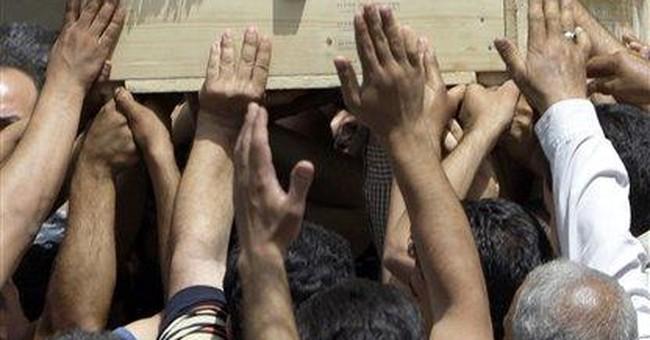 17 killed in al-Qaida assault on Iraqi prison