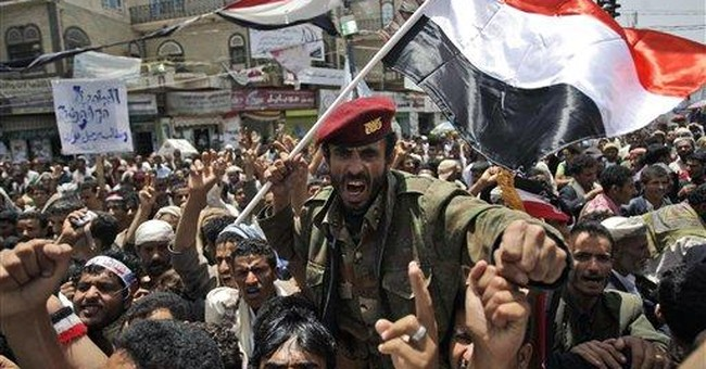 Yemeni security forces fire on protesters, 3 dead