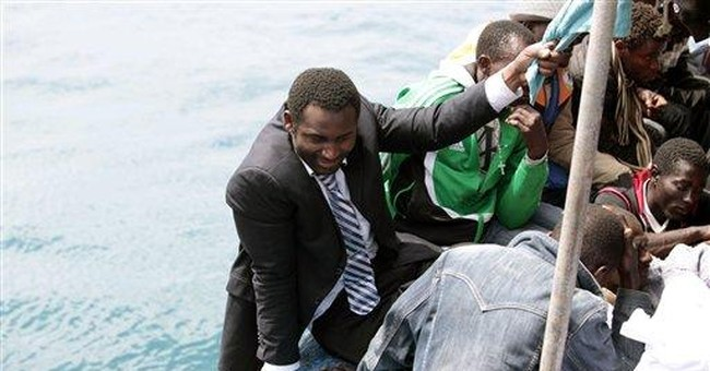 Close to 600 may be dead on Libyan migrant ship