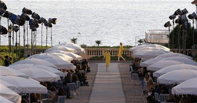 Chanel jump-starts Cannes with Cruise collection