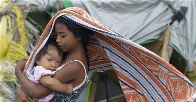 Storm moves away from Philippines, leaves 22 dead