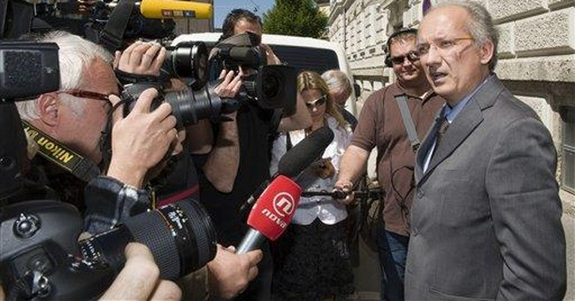 Austrian court OK's extradition of Croatian ex-PM
