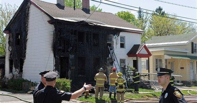 Utica, NY, fire kills mother, 3 young children