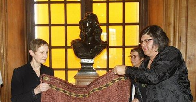 Maori head returns to New Zealand after 136 years