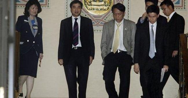 Thai prime minister announces crucial July 3 polls