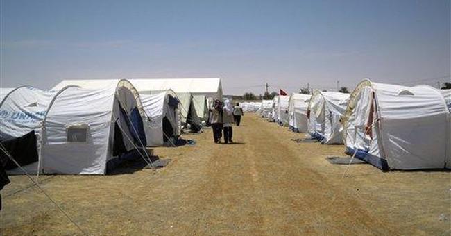 For Libyan rebels, border post is strategic prize