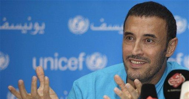 Famous Iraqi singer returns in UNICEF role