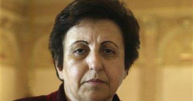 AP Interview: Ebadi details Iran injustice in book