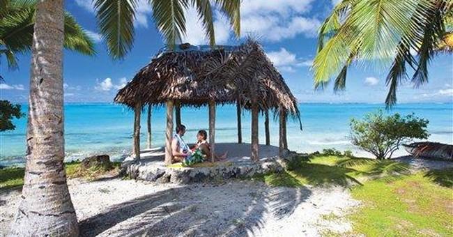 Samoa to go Back to the Future, shifting date line