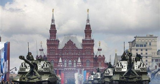 Russia marks Victory Day with vast parade