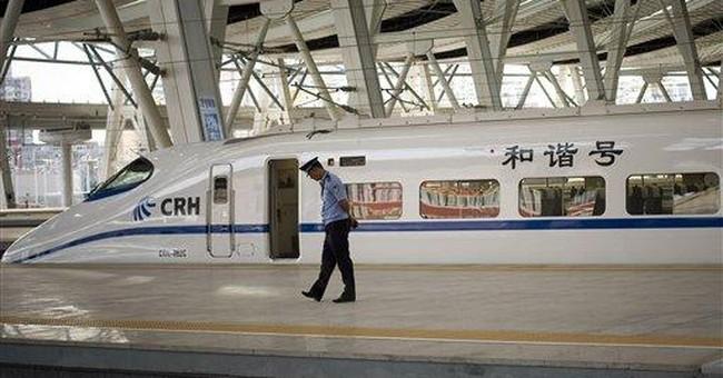 High-speed Beijing-Shanghai railway to run trials