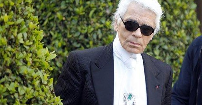 Karl Lagerfeld: Chanel designer moves into movies