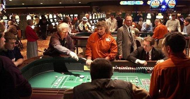Illinois mulls smoking ban loophole for casinos