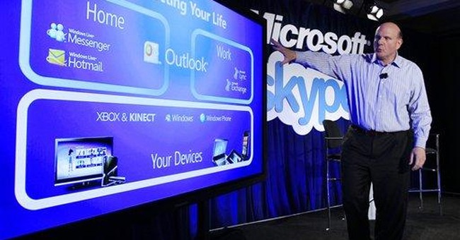 Microsoft deal should vastly expand reach of Skype
