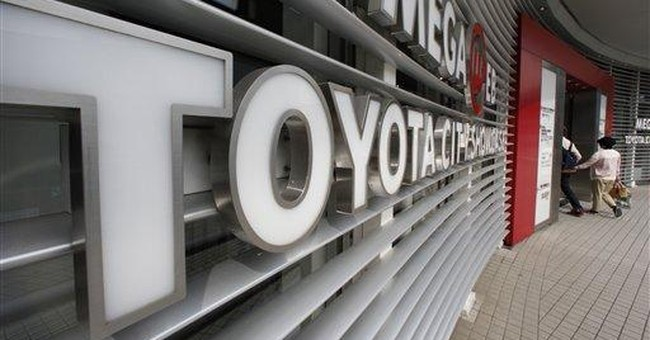 Report: Toyota to return to full output sooner