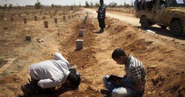 Tripoli sites bombed, rebels claim Misrata gains