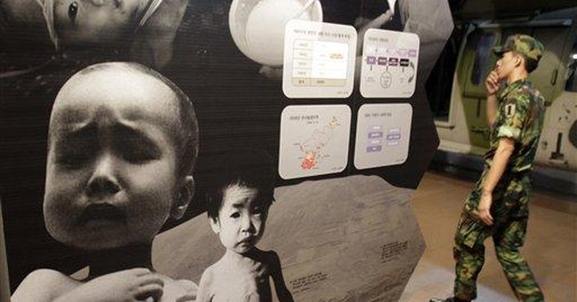 Debate rages about food aid to North Korea