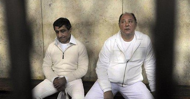 Egypt's ex-tourism minister jailed for 5 years