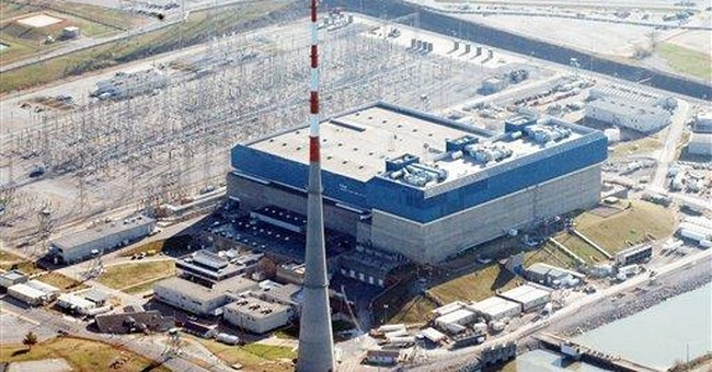North Ala. nuclear plant cited for safety by NRC