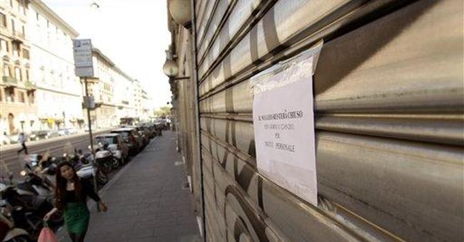 Romans rattled by quake rumor despite reassurances