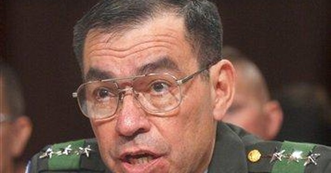 Ex-general to run for Senate in Texas