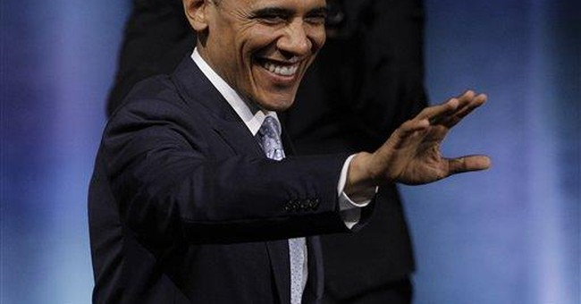Obama focusing on debt in meeting with Democrats