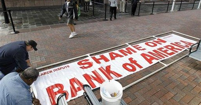 Mortgages, foreclosures top agenda at BofA meeting