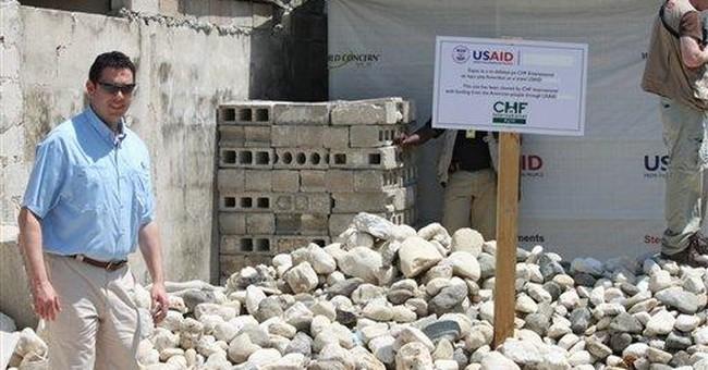 Republicans say aid efforts in Haiti are a failure