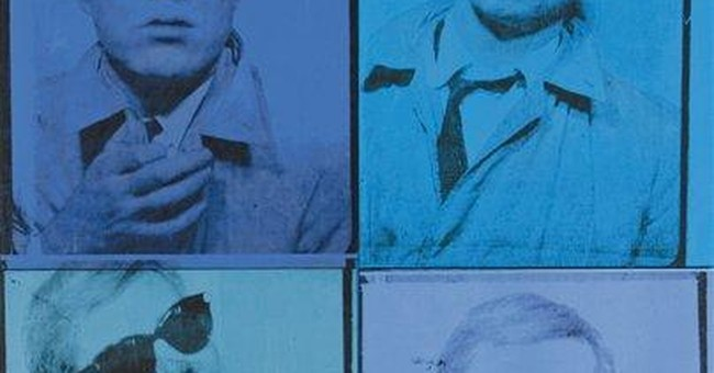 Late Warhol self-portrait sells in NYC for $27.5M