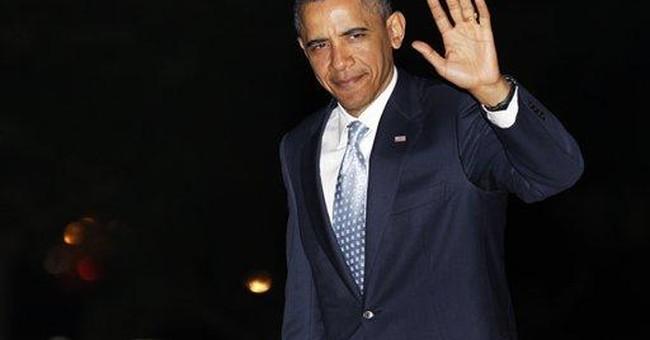 AP-GfK poll: Obama approval hits 60 percent