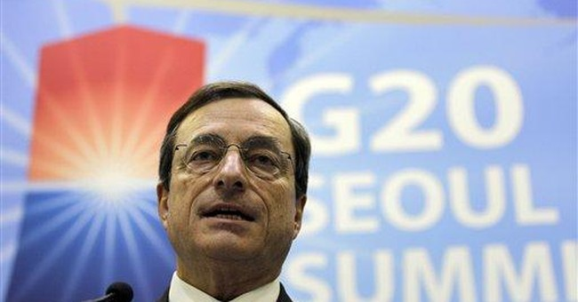 Draghi likely next ECB head after German backing