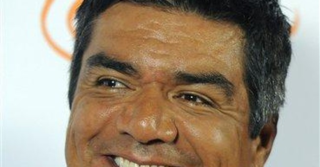 Santana bringing George Lopez on tour for 5 shows