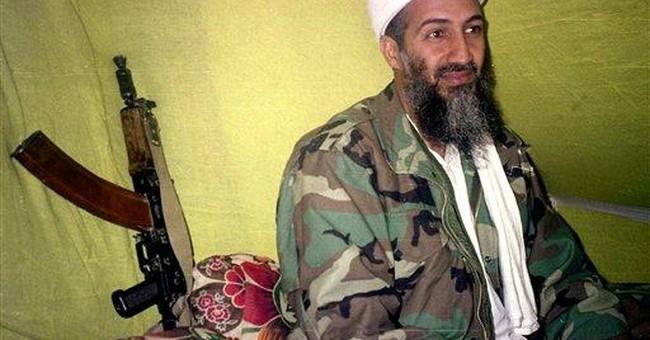A chosen few see bin Laden photos as the rest wait