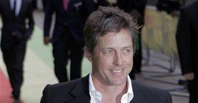 Hugh Grant weighed as Charlie Sheen TV replacement