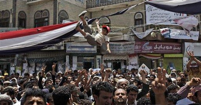 Witnesses: Yemeni forces fire on protest march