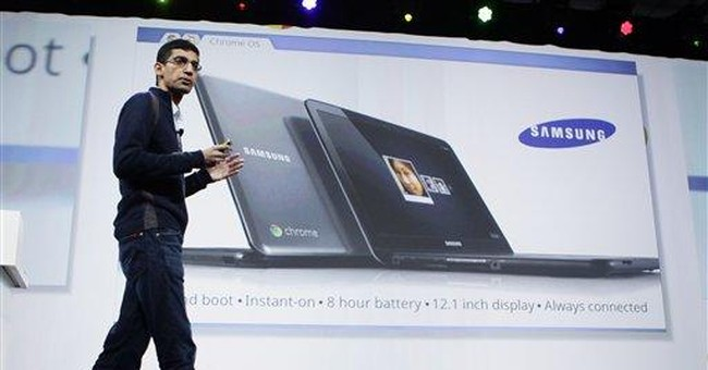 Google-powered laptops to go on sale June 15