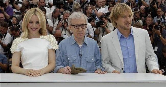 Cannes believes in Woody Allen, even if he doesn't