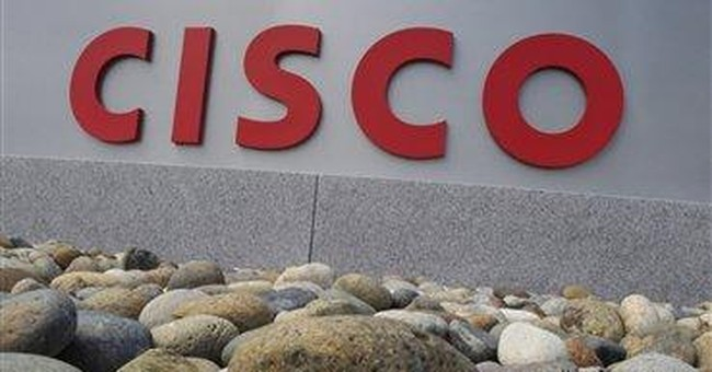 Cisco to cut costs and jobs as profits stall