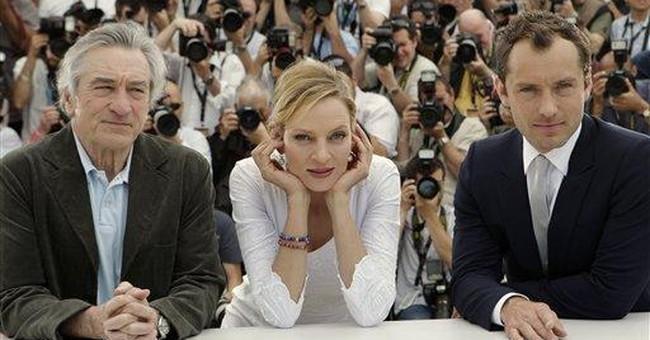 Robert De Niro: Cannes jury duty like a vacation