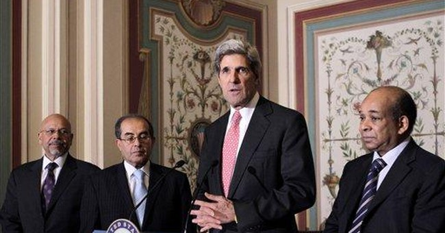 Libyan opposition invited to White House Friday