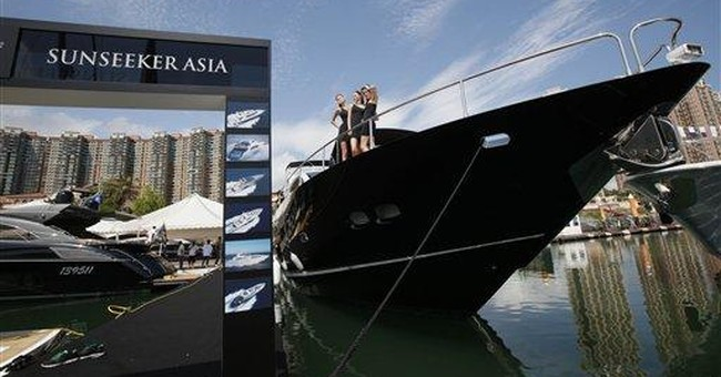 China super rich set to propel luxury yacht sales