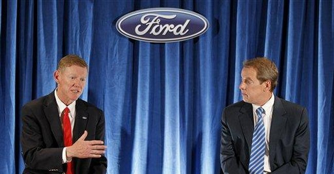 Ford CEO Alan Mulally has no plans to leave