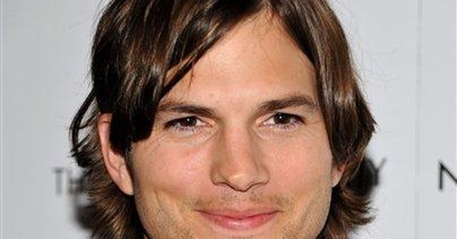 Ashton Kutcher lands on 'Two and a Half Men'