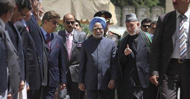 Indian PM sees change after bin Laden's death