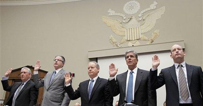Hatch raps Democrats for hitting oil company CEOs