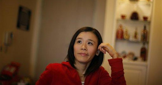 China gymnast's US lawsuit risks tainting image
