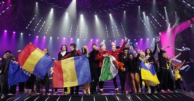 French, Irish singers on the rise at Eurovision