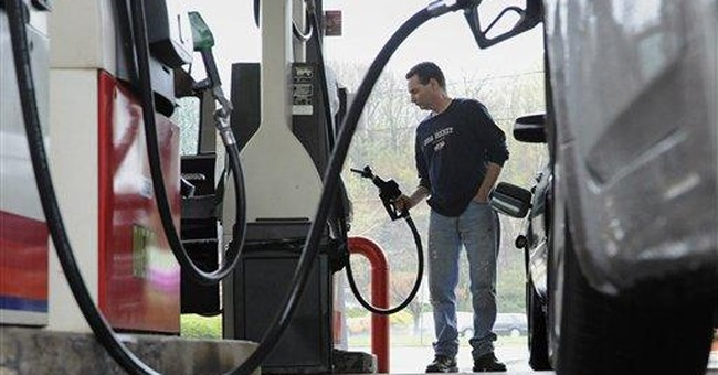 Rising food and gas costs push up consumer prices