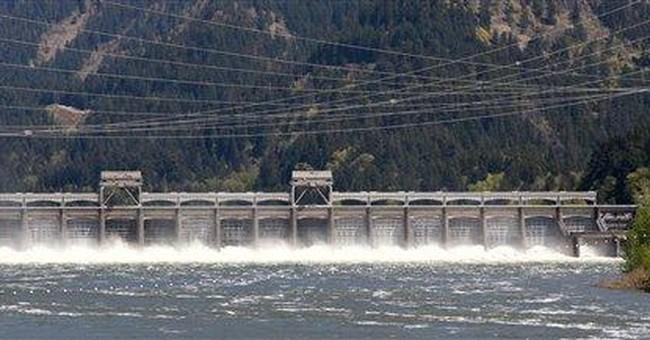 Northwest power surplus may halt wind energy