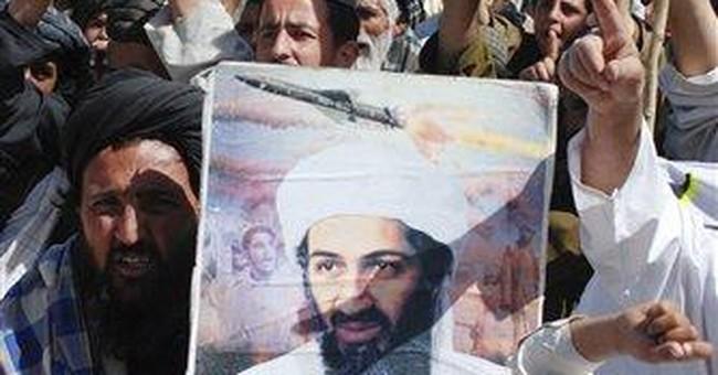 Pentagon: US has questioned bin Laden widows